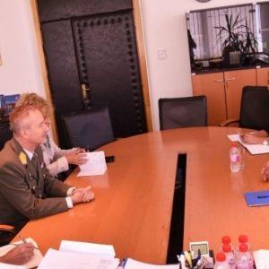 Mektić: U EUFOR-u vidimo ozbiljnog partnera @ StartBiH ba